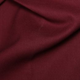 Cotton Drill Fabric Dyed | Wine