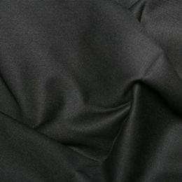Cotton Drill Fabric Dyed | Black