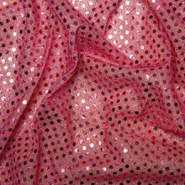Sequin Fabric 3mm | Pink