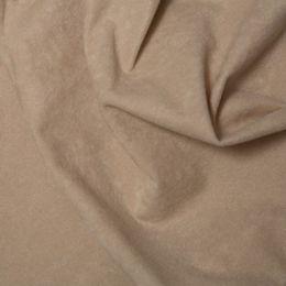 Classic Suedette Fabric   Cream