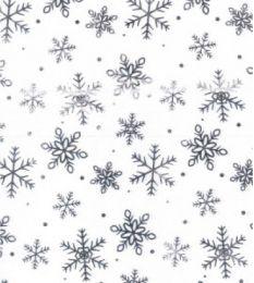 Christmas Organza | White