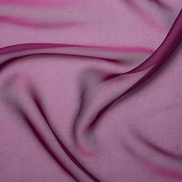 Chiffon Dress Fabric - Cationic | Lotus