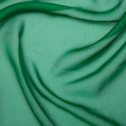 Chiffon Dress Fabric - Cationic | Bright Green