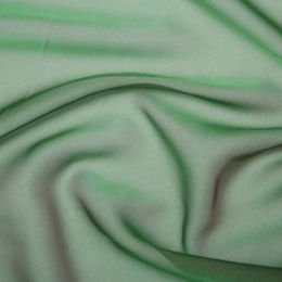 Chiffon Dress Fabric - Cationic | Emerald