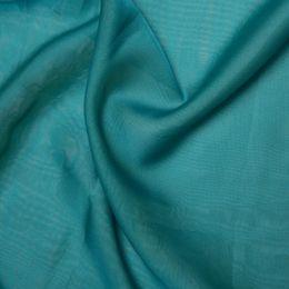 Chiffon Dress Fabric - Cationic | Turquoise