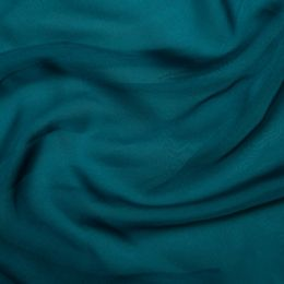 Chiffon Dress Fabric - Cationic | Teal
