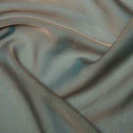 Chiffon Dress Fabric - Cationic | Mocha