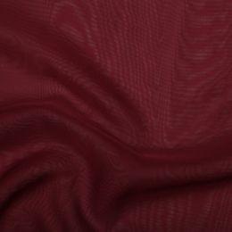 Japanese Premium Chiffon Fabric | Wine