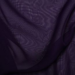 Japanese Premium Chiffon Fabric | Purple