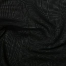 Japanese Premium Chiffon Fabric | Black