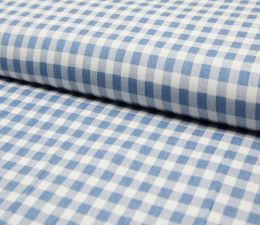Denim Fabric | Mid Check Light Jeans