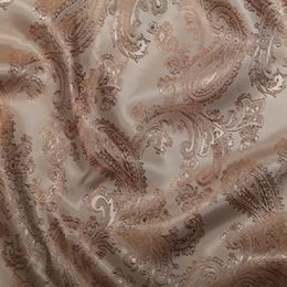 Paisley Jacquard lining Fabric | Colour 1