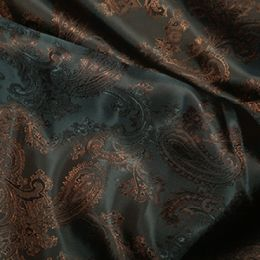 Paisley Jacquard lining Fabric | Colour 6