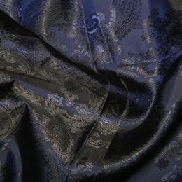 Paisley Jacquard lining Fabric   Colour 12