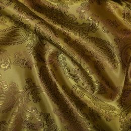 Paisley Jacquard lining Fabric | Colour 20