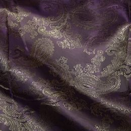 Paisley Jacquard lining Fabric | Colour 27