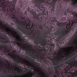 Paisley Jacquard lining Fabric | Colour 28