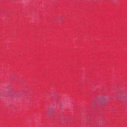 Moda Fabric Grunge   Raspberry