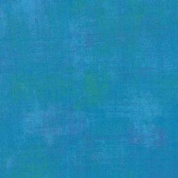 Moda Fabric Grunge | Turquoise