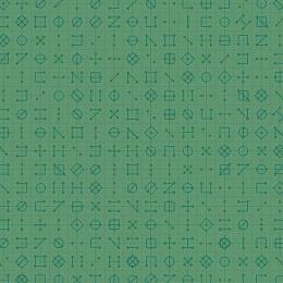 Declassified Fabric | Cipher Celadon