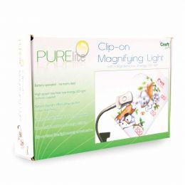 Magnifying Lamp Clip On - Small | Pure Lite