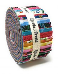 Maya Fabric | Jelly roll