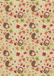 Lewis & Irene Jersey Fabric | Mr Hedgehog