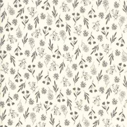 Summer Sweet Fabric | Floral Ivory