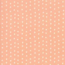 Summer Sweet Fabric | Sprinkle Apricot Fat Quarter