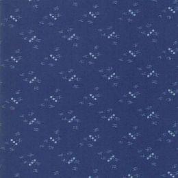 Indigo Gatherings Fabric | Triple Dot Admiral