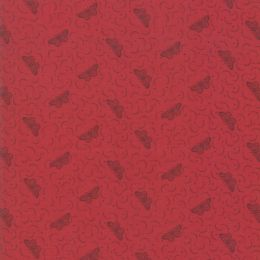 Le Beau Papillon Fabric | Una Rouge
