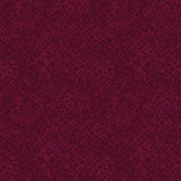 Dog On It Fabric   Tonal Squares Raspberry