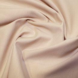 Organic Jersey Fabric Plain | Nude