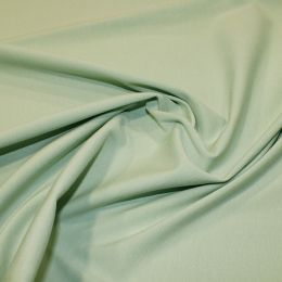 Organic Jersey Fabric Plain | Mint