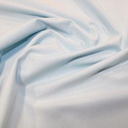 Organic Jersey Fabric Plain | Sky