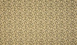 Organic Jersey Fabric | Leopard Dusty Yellow