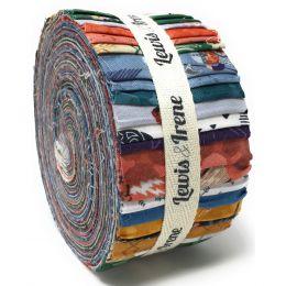 Viking Adventure Fabric | Jelly Roll