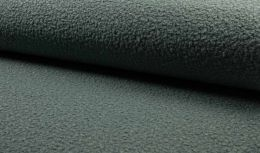 Luxury Boucle Coating Fabric   Dusty Green