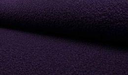 Luxury Boucle Coating Fabric | Purple