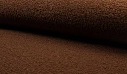 Luxury Boucle Coating Fabric | Tobacco