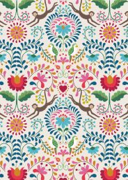 Maya Lewis & Irene Fabric | Maya White