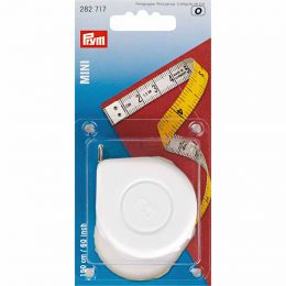 "Retractable Measure | Mini Width, 60"" | Prym"