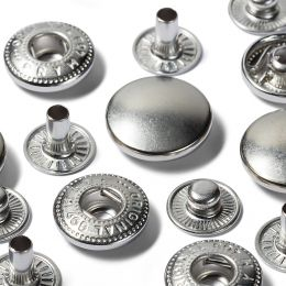 Press Fastener - Refill | Outdoor | 15mm Silver - for 390201
