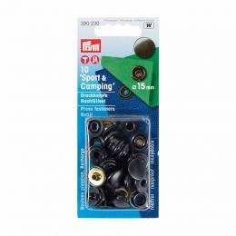Press Fastener - Refill | Outdoor | 15mm Silver - for 390200