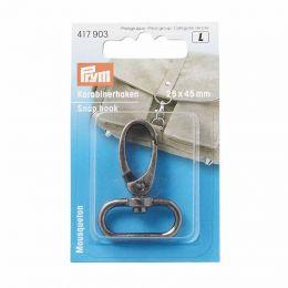 Snap Hook Antique Silver | Heavy | Prym