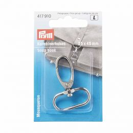 Snap Hook Silver | Heavy | Prym