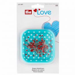 Magnetic Pin Cushion, Complete With Pins | Prym Love