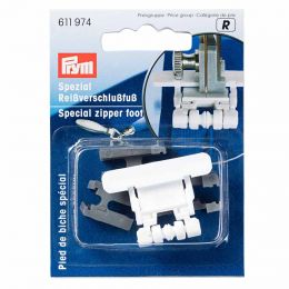 Invisible Zipper Foot For Sewing Machine | Prym