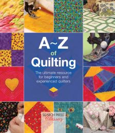 A-Z Of Quilting Technique Book
