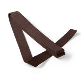 Strap For Bags 32mm x 3m Card | Dark Brown